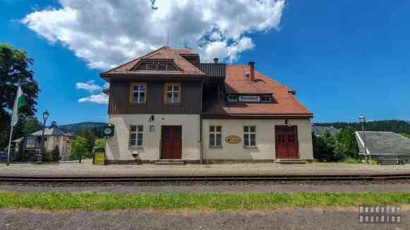 Jonsdorf - Saksonia, Niemcy