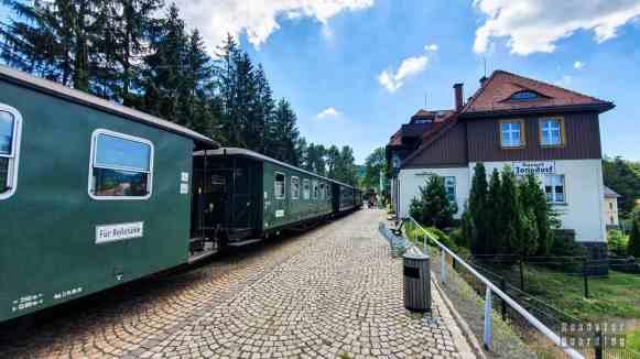 Żytawska Kolej Wąskotorowa - Jonsdorf