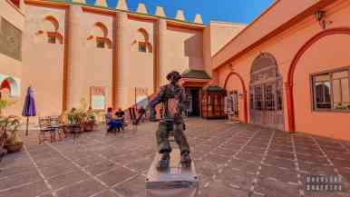 Muzeum Marrakeszu - Maroko