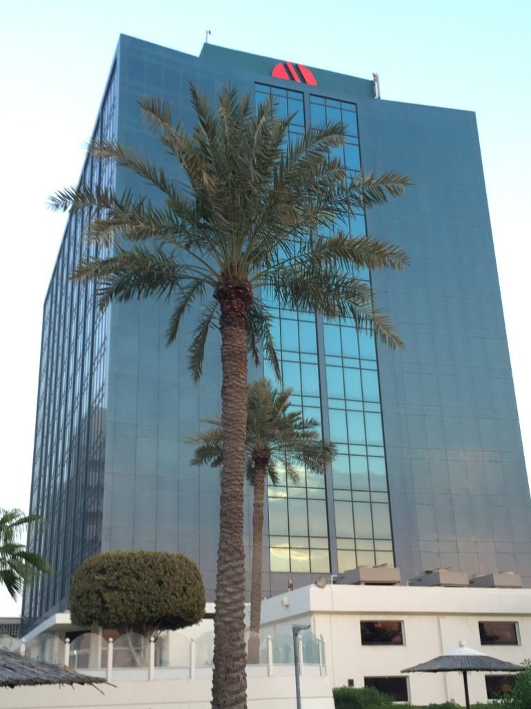 Marriott doha