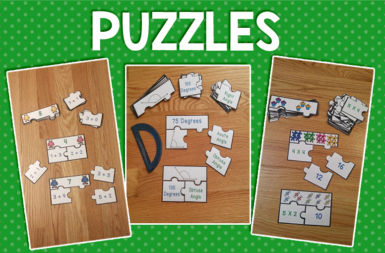 Ready Lessons Puzzles