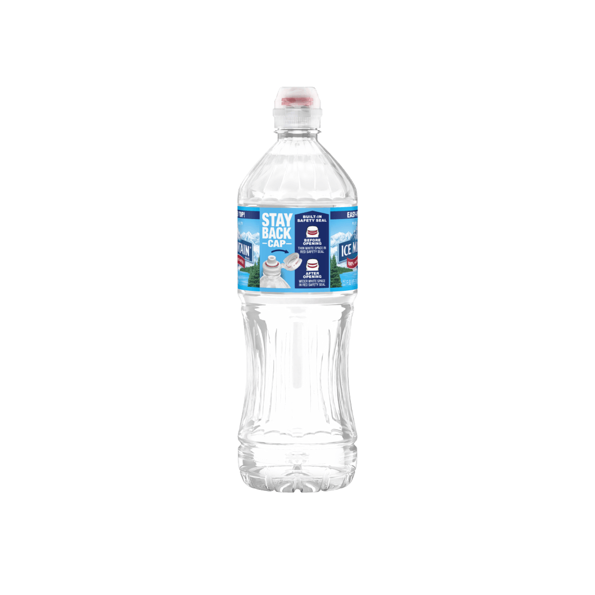 Ice Mountain Spring Water