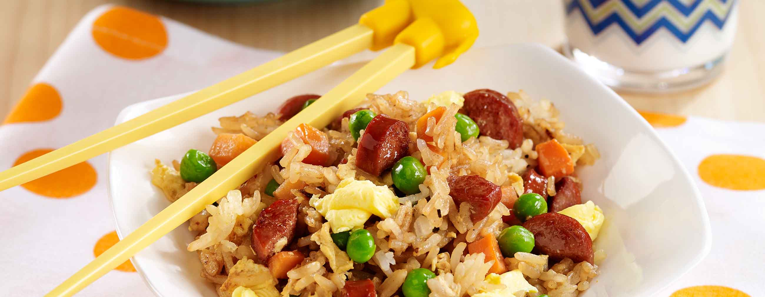 Hot Dog Fried Rice Ready Set Eat