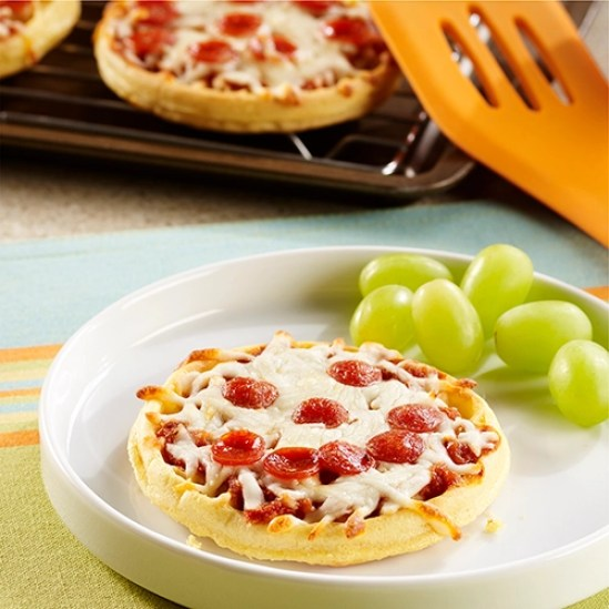 Image result for Pizza Waffles
