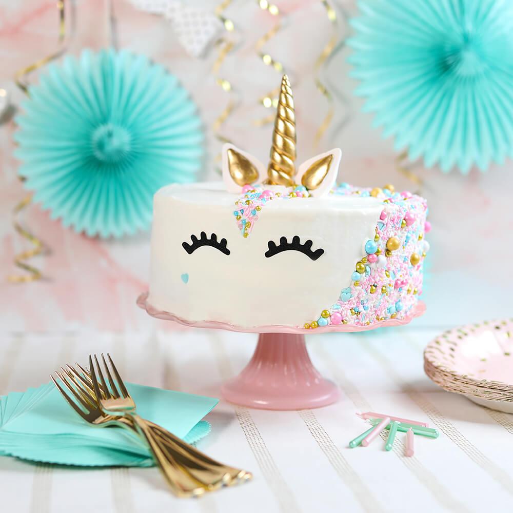 Unicorn Cake Ready Set Eat