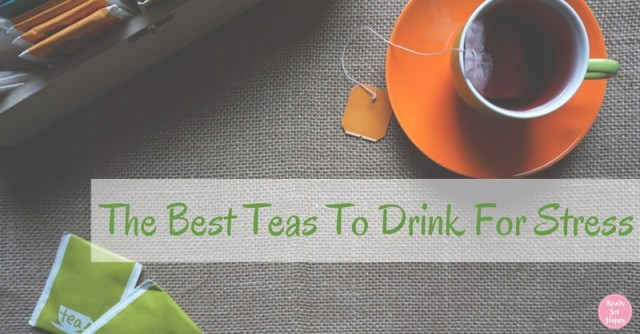 Best Teas to Drink for Stress