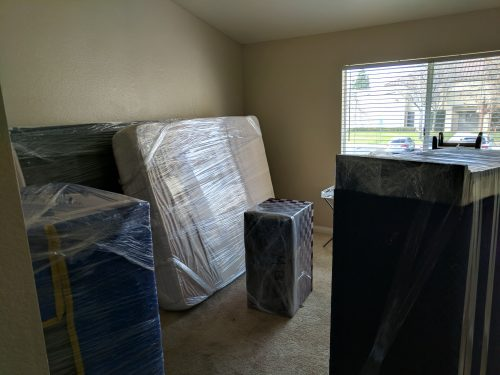 3 bed home movers