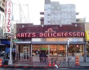 Katz's Delicatessen - Nueva York de película