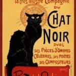 Le Chat Noir - Gráfica
