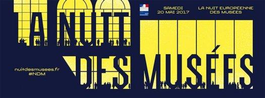 Noche de los Museos Paris 2017