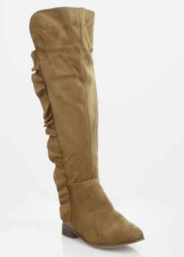 e35a4a7a3 24 Wide Calf Boots For All Of Your Fall Winter Needs - Ready To Stare