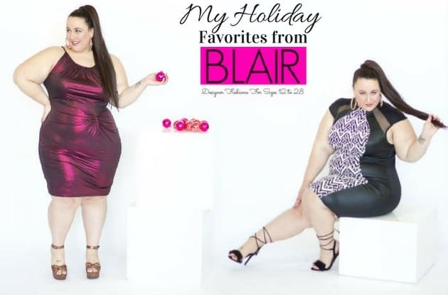 Plus Size Dresses My Holiday Favorites From Blair Ready To Stare