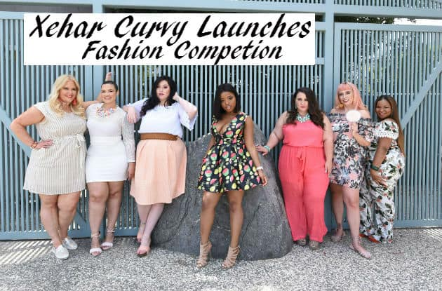 Xehar Curvy Launches Fashion Competition - Ready To Stare
