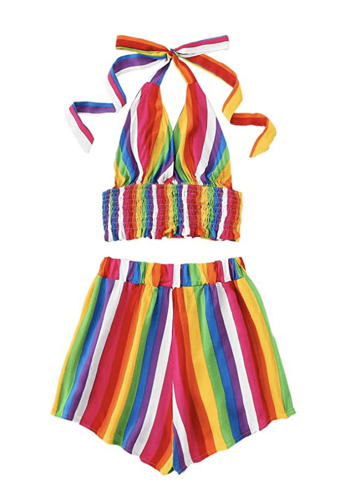 073bb8541 Rainbow Plus Size Clothing and Accessories to Wear to Pride - Ready ...