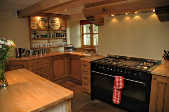 Kitchen - Yew Tree Farm Reagill