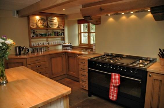 Kitchen - Yew Tree Farm Reagill