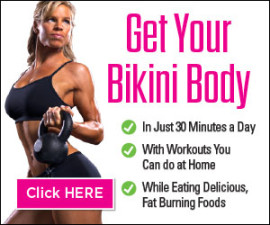 bikini body - with kettlebell