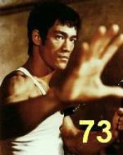 Bruce Lee - adds action to your memory list
