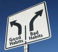Choices, everywhere - it's time to organise your habits