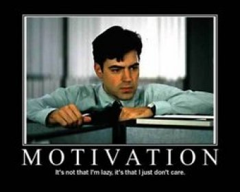 motivation - there's even useful software for that!