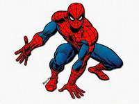 Spiderman - vivid images like this help you memorize lists