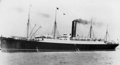 Carpathia, the ship that took on survivors of the Titanic disaster
