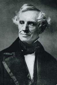 Samuel Morse, inventor of Morse code
