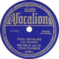 19-BOB-WILL-AND-THE-TEXAS-PLAYBOYS-Steel-Guitar-Rag