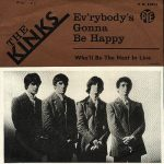 15-THE-KINKS -Ev'rybody's-Gonna-Be-Happy