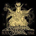 BRIMSTONE COVEN Black Magic Pochette Album Occult
