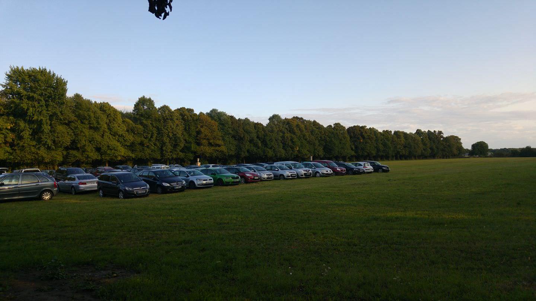 Parking Vide GDW