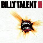 BILLY TALENT 2 Pochette