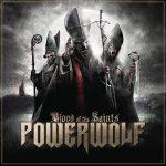 POWERWOLF Blood Saints Pochette