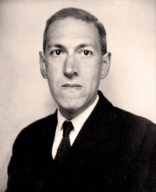 H.P. Lovecraft portrait 1934