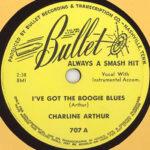 CHARLINE_ARTHUR-I've_Got_The_Boogie_Blues