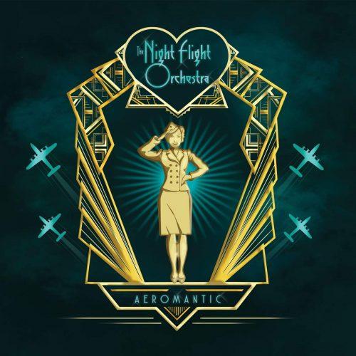 THE NIGHT FLIGHT ORCHESTRA Aeromantic album cover
