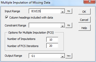 Multiple Regression with Missing Data   Real Statistics