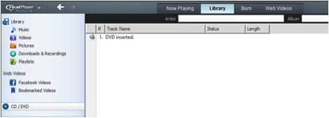 Free dvd player software