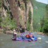 Alberta's Best Rafting at Wild Blue Yonder Family Rafting on the Sulphur