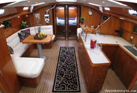 Caribbean Holidays Aboard Your Own Private Yacht Beef