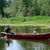 Wilderness Camping Retreat - Idaho Cabin Rental Idaho Wilderness Camping with Private Pond