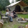 Wilderness Camping Retreat - Idaho Cabin Rental Idaho Camping near Sandpoint