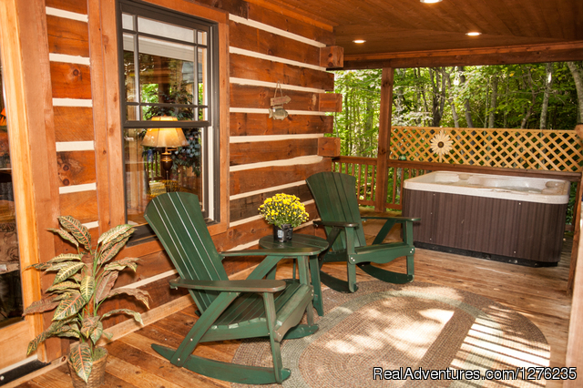 Luxury Wildflower Cabin In The Woods Franklin NC Franklin North Carolina Vacation Rentals