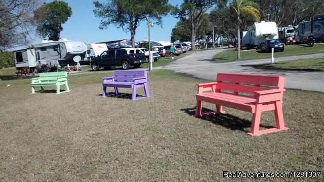 Lake Glenada The Friendliest RV Park In Florida Avon Park Florida Campgrounds Amp RV Parks