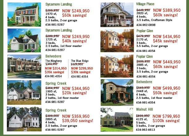 "Hauser Homes offering Huge ""Discounts"""