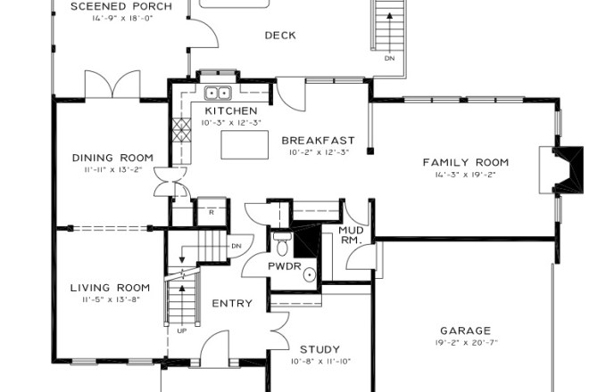 Photos and Floorplans – A Buyer's Response to my Monthly Note