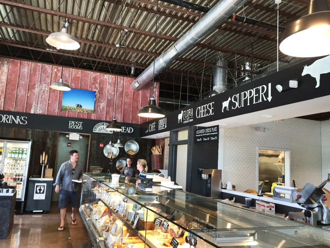 Timbercreek Market in Charlottesville