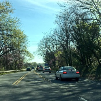 Crozet school traffic