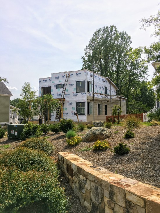 New home in Charlottesville, not in one of the referenced neighborhoods