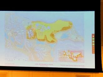 Test Track Concept for autonomous car testing
